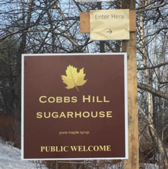 Cobbs Hill Sugarhouse - Maine Maple Weekend 3/21 & 22