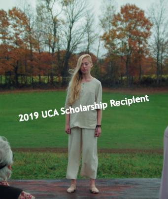 2019 Scholarship Recipient