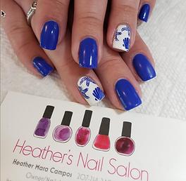 Shop Eastport Maine: Heather's Nail Salon Gift Certificates