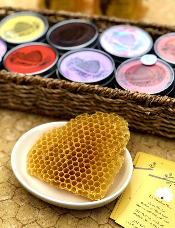 Leslie Poulin - The Porcelain Hive