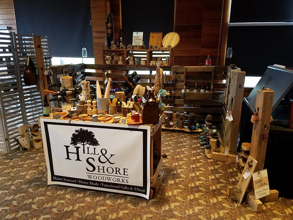 Hill & Shore Woodworks