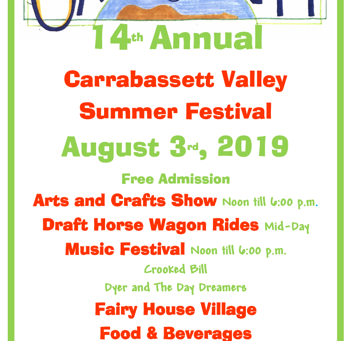 EVENT: Carrabassett Valley Summer Fest - Call to Artists