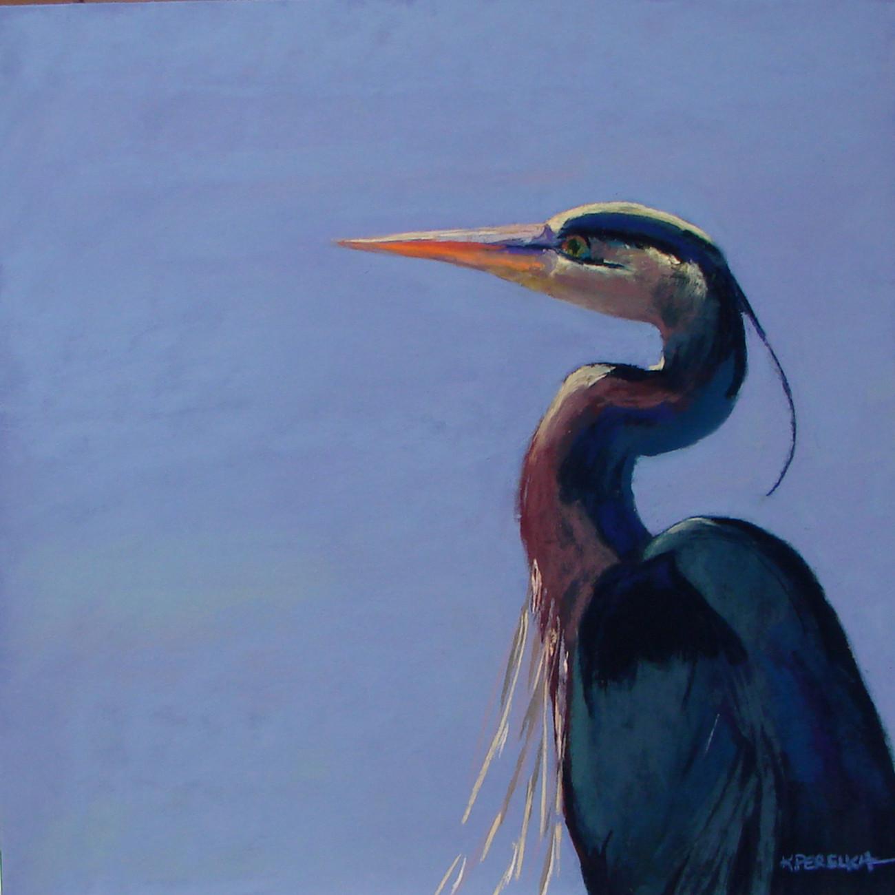 Great Island Great Blue Heron