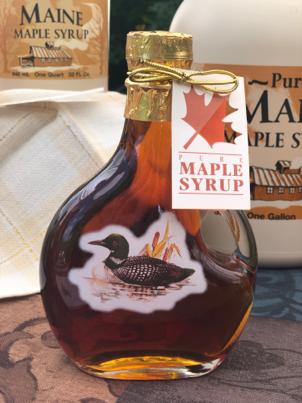 Day Mountain Maple