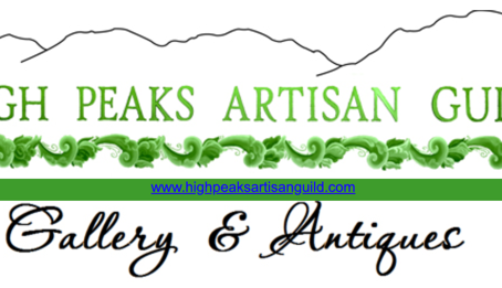 Invitation: High Peaks Artisan Guild