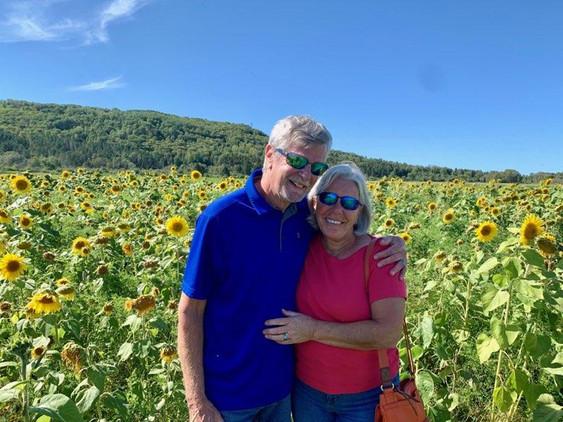 Phil Annal and Diane Stroud