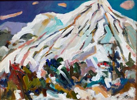 Jan/Feb Art Exhibit: Jillian Herrigel