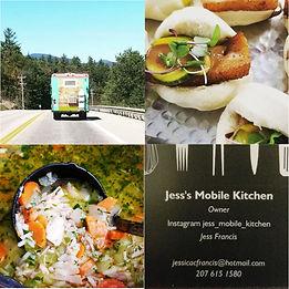 Shop Eastport Maine Online - Jess's Mobile Kitchen