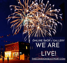 Shop Eastport Maine: The Commons Eastport. Fine Art and Craft