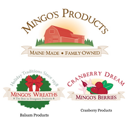 Shop Eastport: Mingo's Products offers balsam products, cranberries and blueberries from Calais Maine