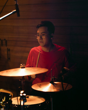 Jerald - Guest Drummer