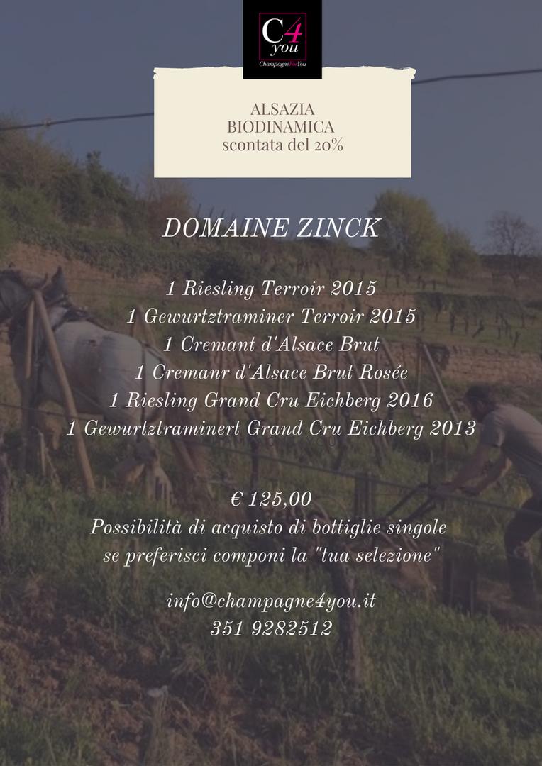 Alsazia - Zinck