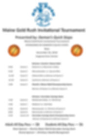 Invitational Tournament 2018 - Boys Post