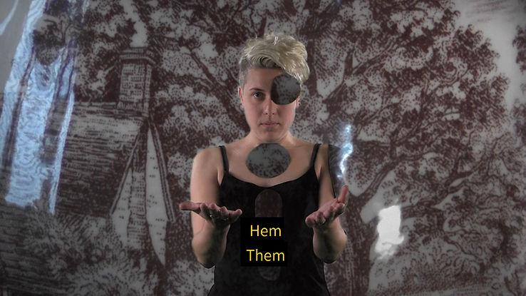 Vardith Partouch, ורדית פרטוש, video art, artist