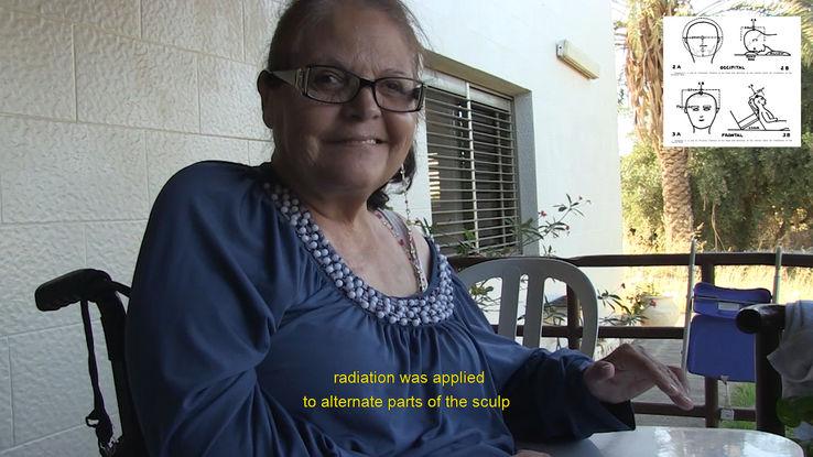 Vardith Partouche, Video Art, ורדית פרטוש, ווידאו ארט