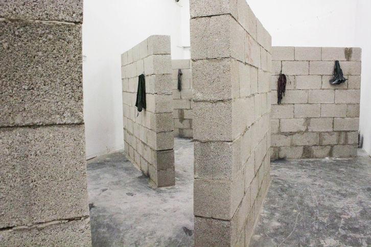Inside Doubt, Vardith Partouche, ורדית פרטוש, Art, Installation