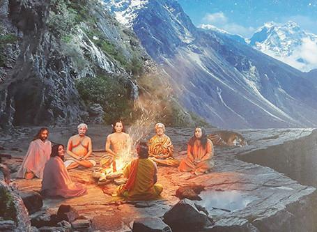  10  YOGIC PATH - Maestri principali e Scuole Yoga di fine 800 e del 900