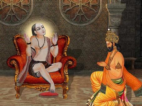  1  Yoga, Asana e miti AṢṬĀVAKRĀSANA