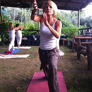Yoga sotto le Stelle