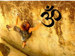 yoga arrampicata alberto