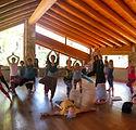 formazione istruttori jiva yoga - ritiro