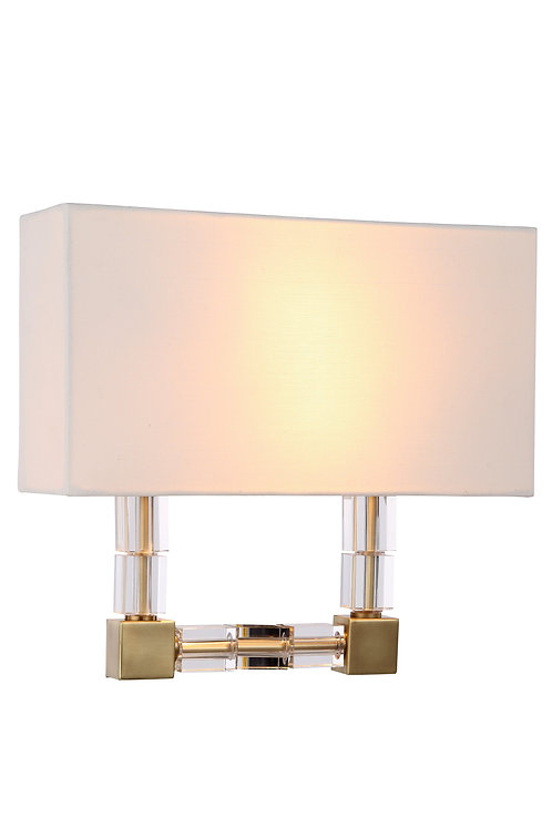2 Lights 1461W13BB Cristal Collection