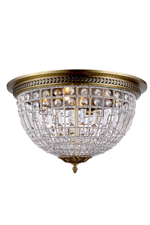 4 Lights 1205F24RC Olivia Collection