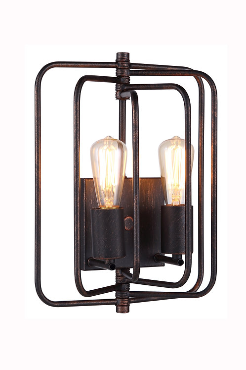 2 Lights 1454 Lewis Collection