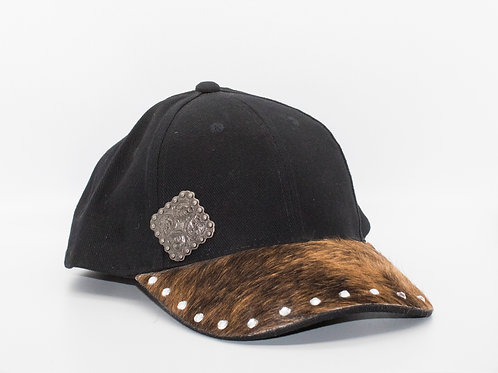 Fashion Cap - Natural Hide