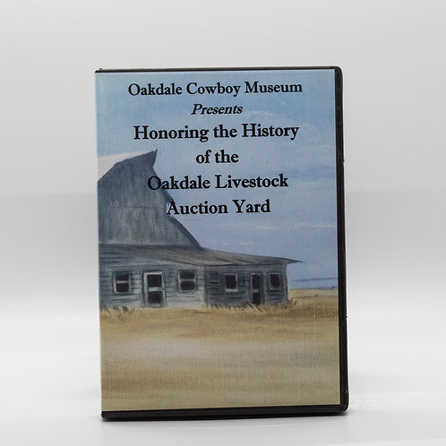 History of the Oakdale Livestock Auction Yard