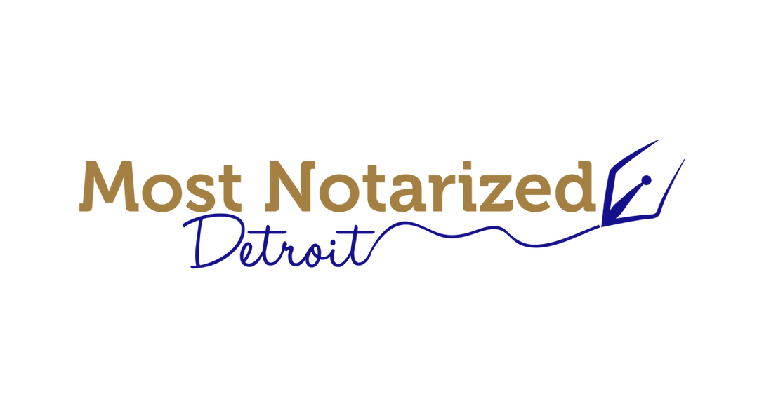 Most Notarized | Mobile Notary Service