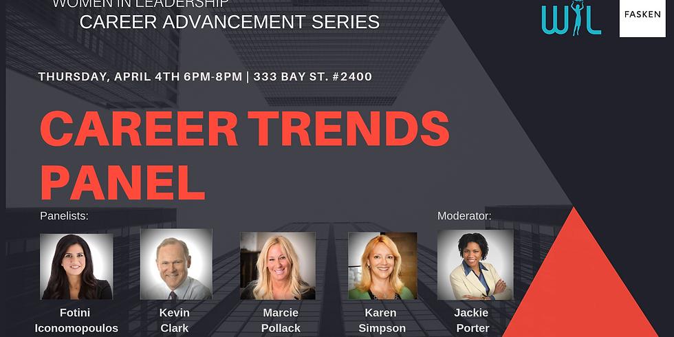 HR/Career Advancement & Career Trends Panel