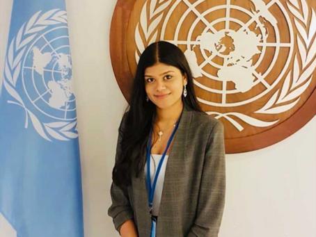 YOUNG POWER 5 with Aditi Sivakumar