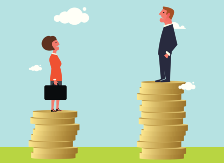 Does your workplace have pay equity? 2/3 of Women Don't Know.