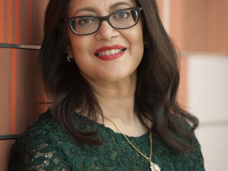 Power 5 Interview with Bina Kamath