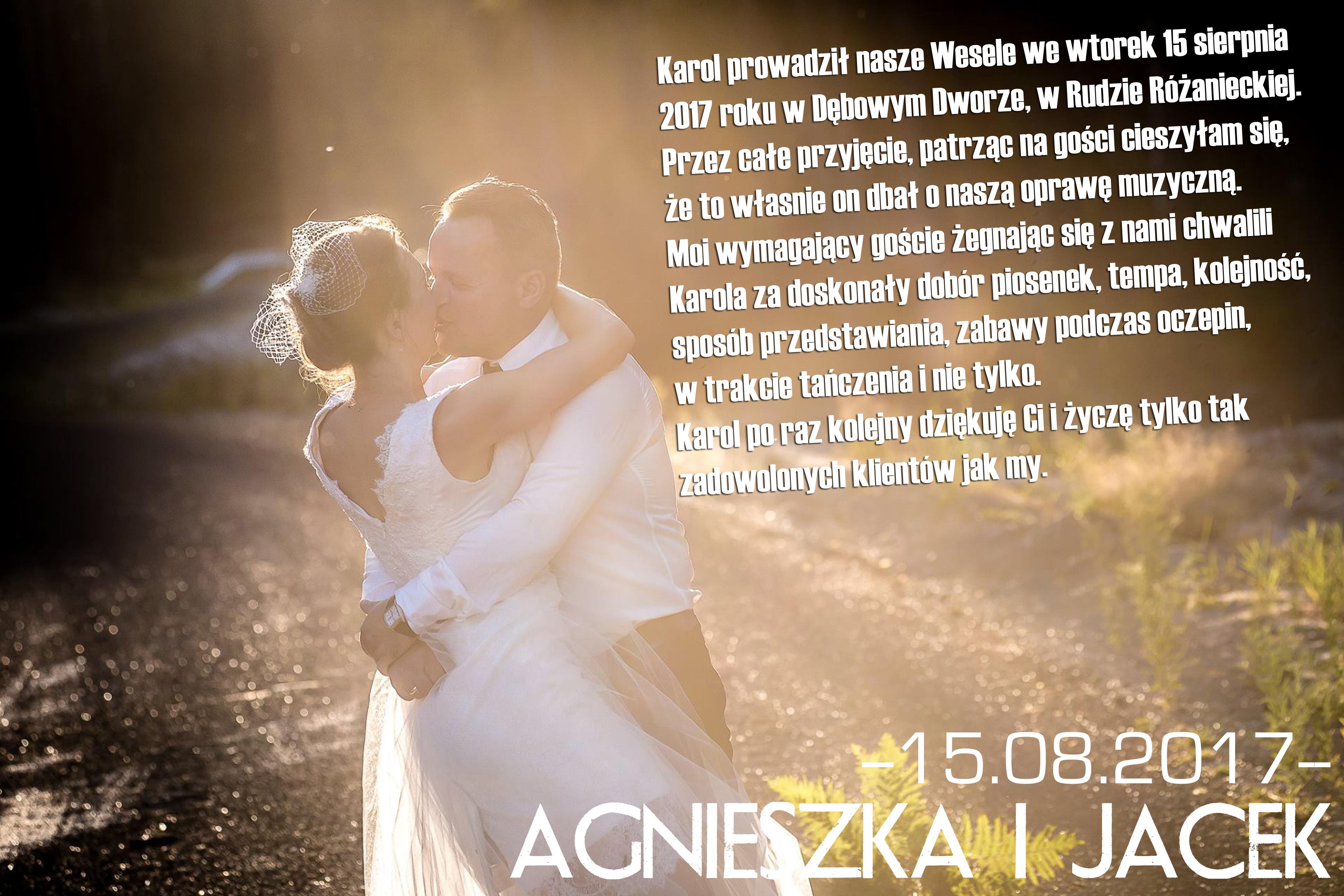 AGNIESZKA & JACEK