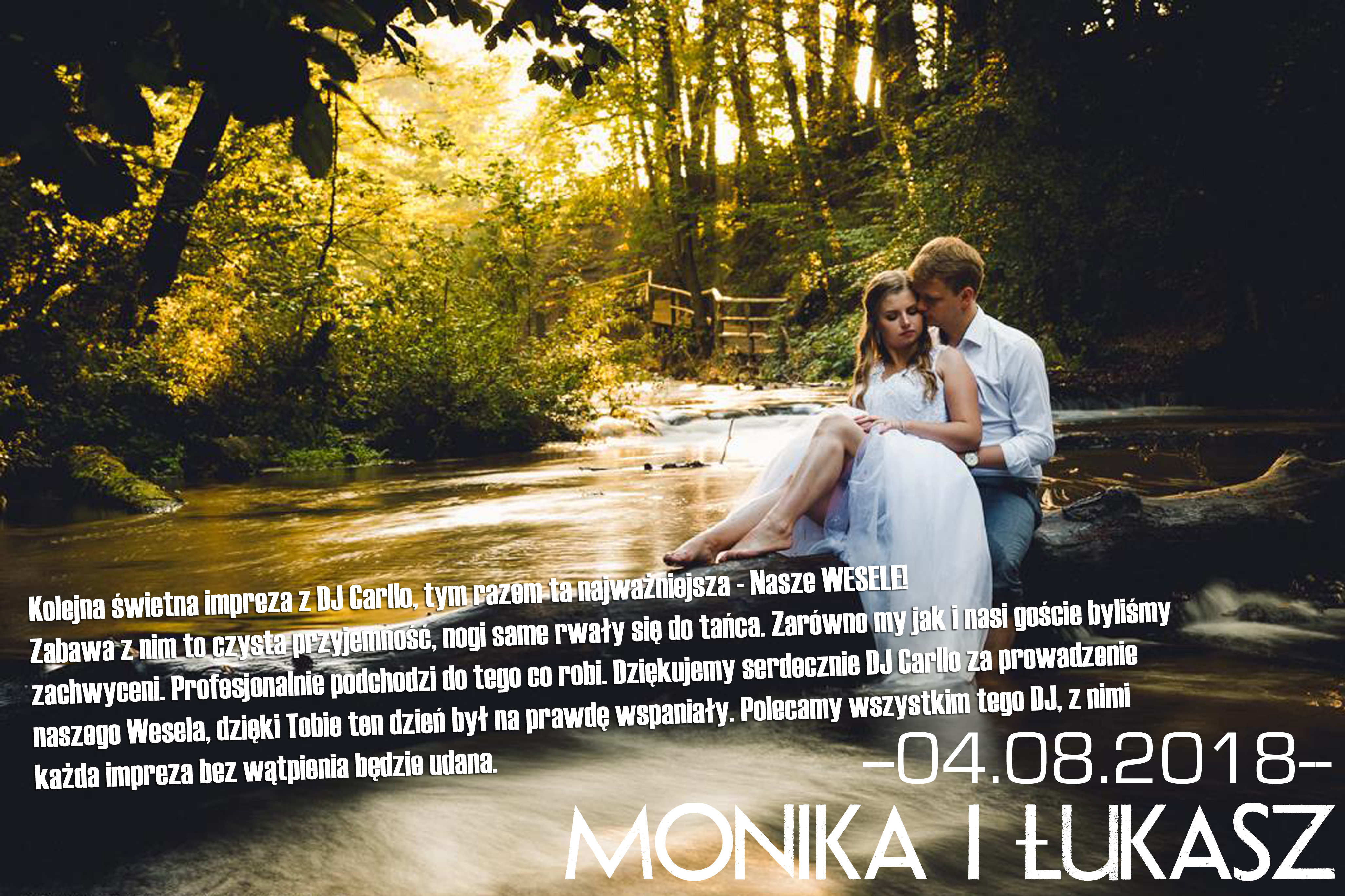 MONIKA & ŁUKASZ