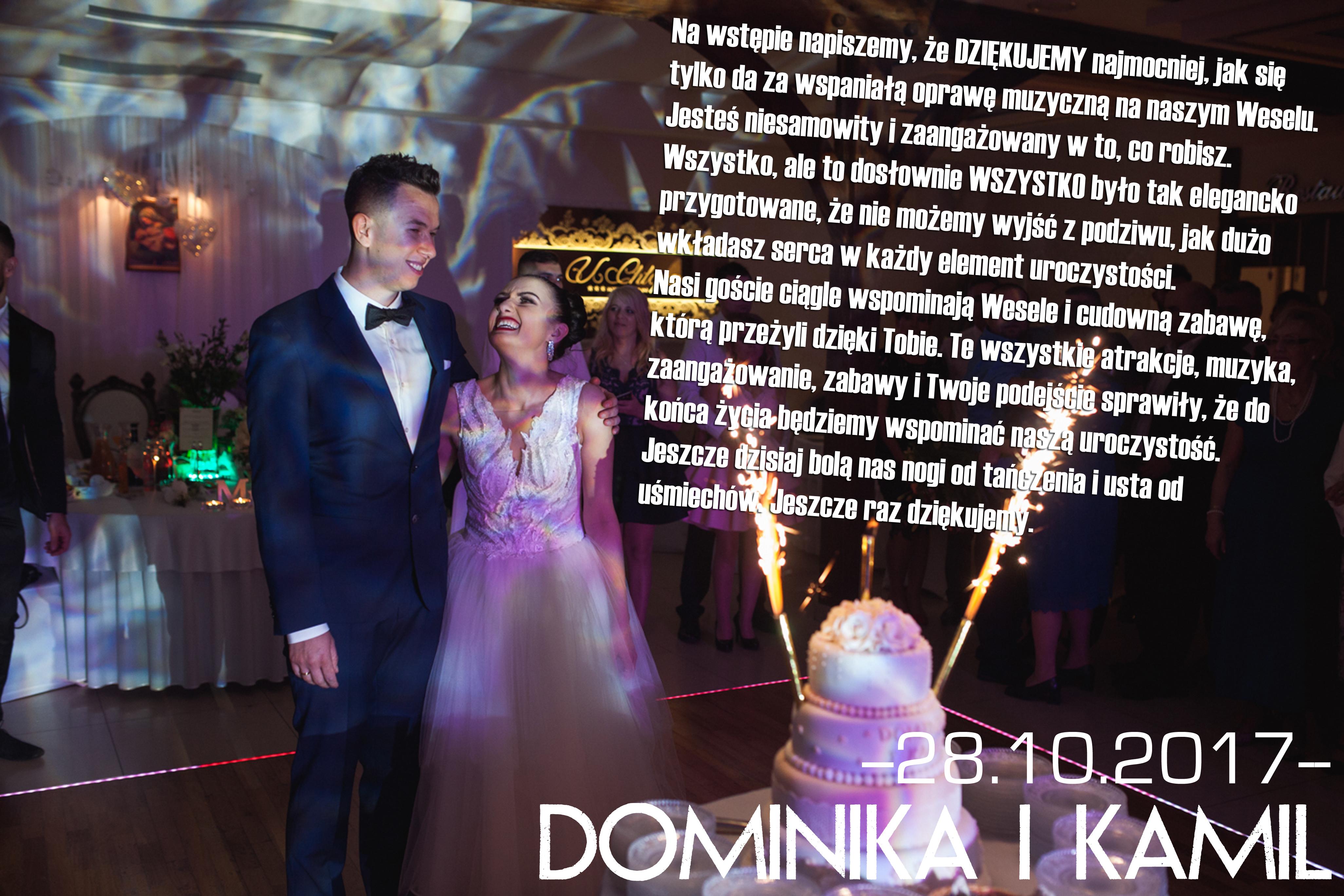 DOMINIKA & KAMIL
