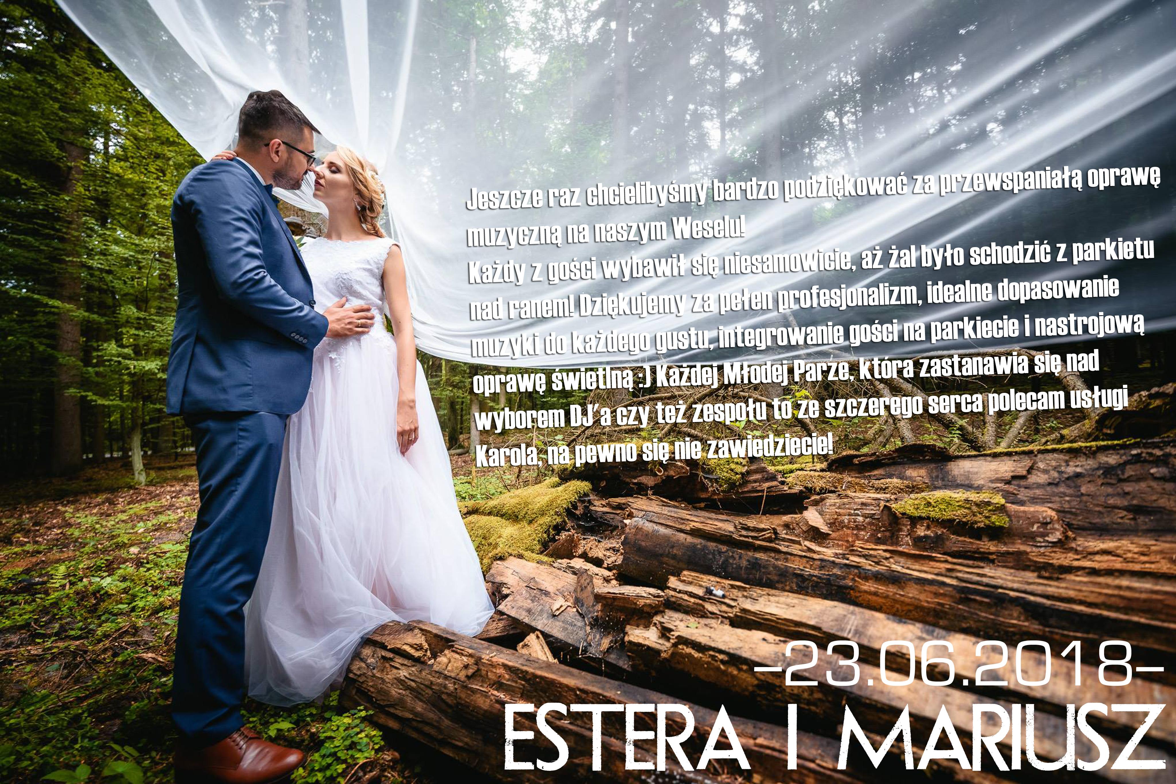 ESTERA & MARIUSZ