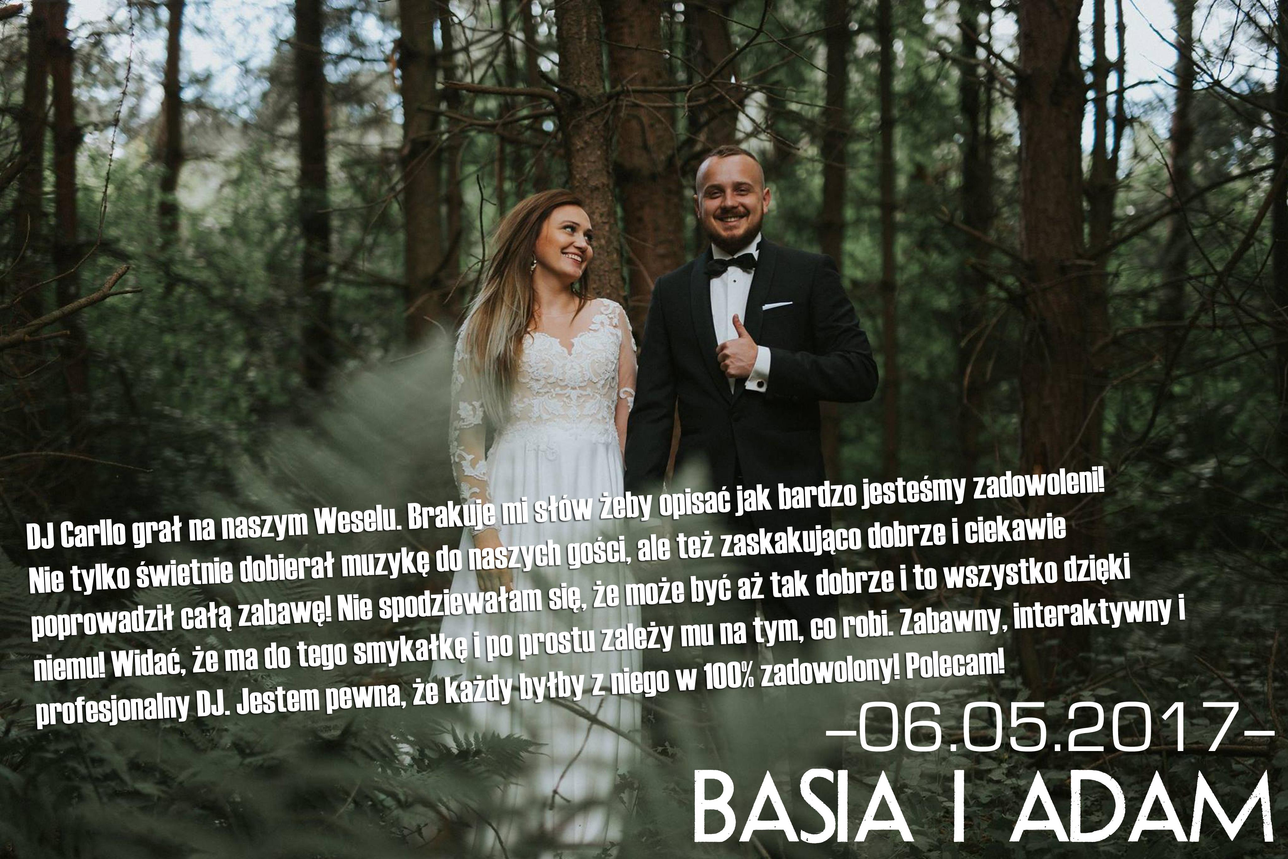 BASIA & ADAM