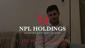 August CBD Apartment Report