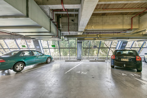 The basement car park makes bringing in the groceries a complete breezepark, up the elevator and you're home!