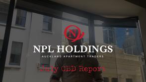 July CBD Apartment Report