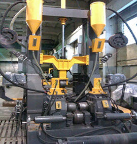 Строительство промышленных и коммерческих объектов