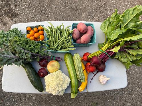 Vegetable Box - Saturday