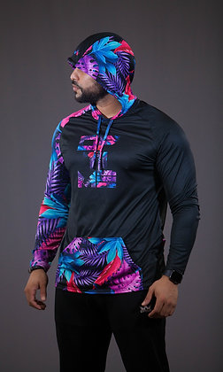 OPTIME Nativis Black Hoodie Collection