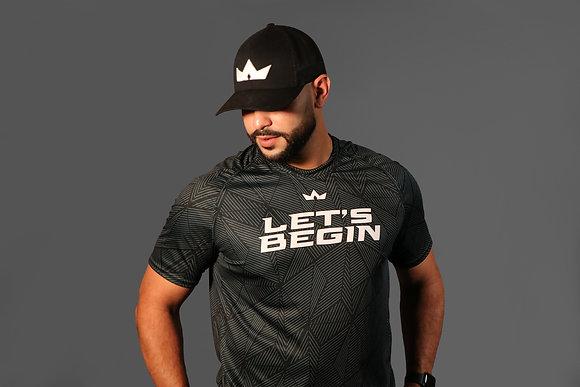 OPTIME Let's Begin Men's Training Shirt