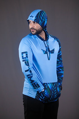OPTIME Nativis Baby Blue Hoodie Collection