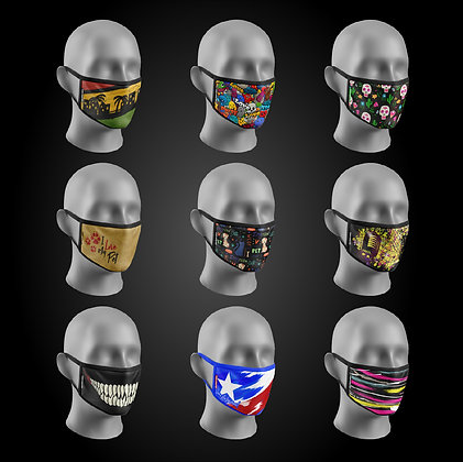 OPTIME Mask Collections 2
