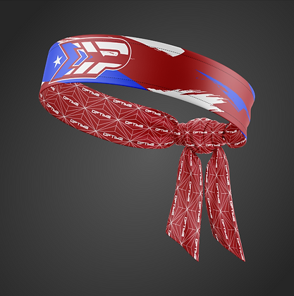 OPTIME Puerto Rico MVP Collection HeadBand